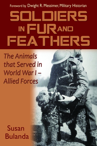 Soldiers in Fur and Feathers